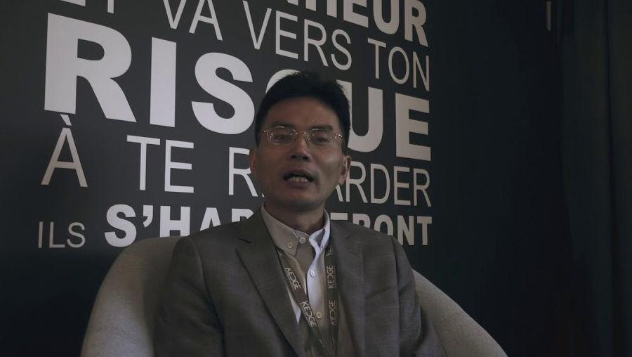 Doctor Interview: Intake 2016 Dr. CHEN Sheng - KEDGE
