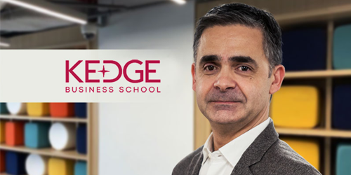 Interview with Professor Hervé Remaud, Director KEDGE Global Executive MBA KEDGE Business School - The European Business Review