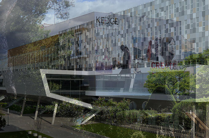 Academic or professional lecturers at KEDGE, Marseille or Bordeaux Campus, in accounting, finance, marketing, Human Resources management, Research Method  - KEDGE