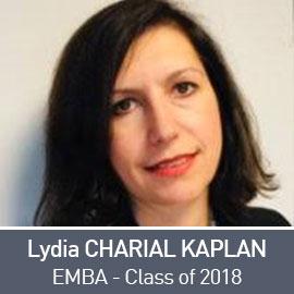 Lydia Charial Kaplan - KEDGE